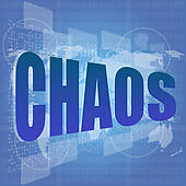 Chaos word